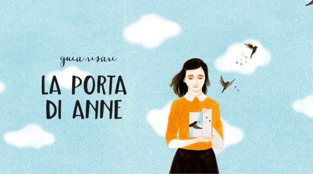 La porta di anne il nuovo libro su anna frank di guia - La porta di anne recensione ...