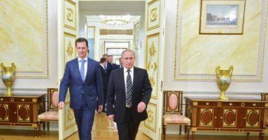Assad e i suoi complici
