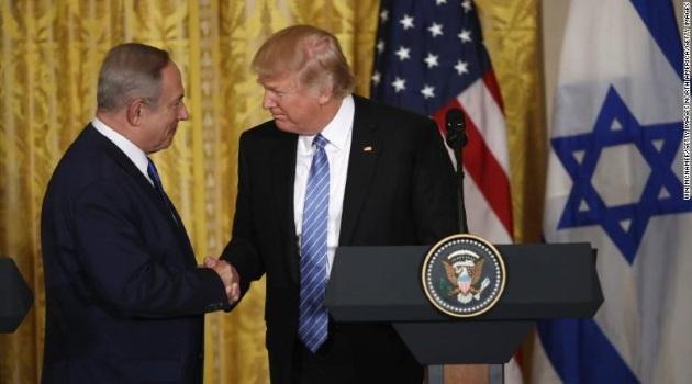 Scenario mobile: L'incontro Netanyahu-Trump alla Casa Bianca