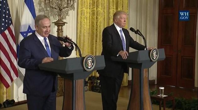 Caro Trump, su Israele non hai idee chiare: lo stato unico binazionale è pura follia