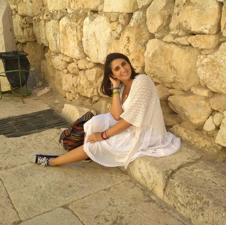"""Chiara, in Israele per il servizio civile: """"Amo Tel Aviv, è la mia città"""""""