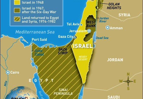 Cartina Politica Israele.Israele E I Territori Dal Punto Di Vista Del Diritto Internazionale